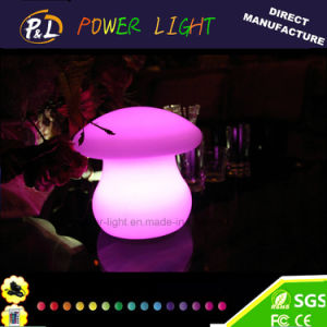 Colorful Waterproof Decorative Mushroom LED Ornament Light pictures & photos
