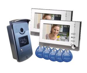 Wired Intercom Video Door Phone Doorbell Home Security System pictures & photos