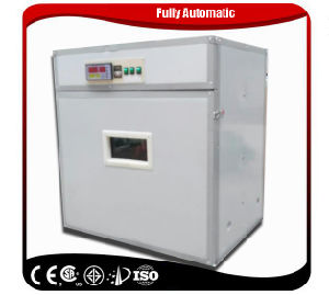 High Hatching Rate Automatic Solar Egg Incubator Chicken Hatchery pictures & photos