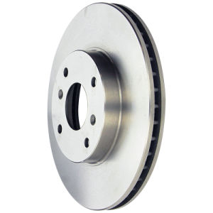Front & Vented Brake Rotor for Nissan/Renault pictures & photos