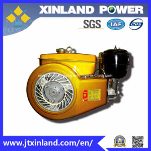 Horizontal Air Cooled 4-Stroke Diesel Engine Z180f for Machinery pictures & photos