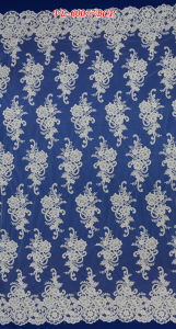 Wedding Fabric From Factory Diretly Selling Lace IV Color