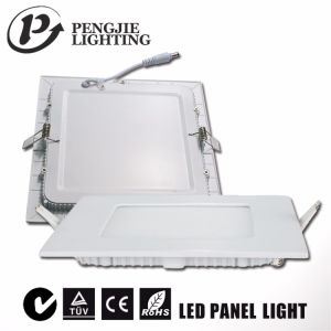 15W Square White LED Panel Light for Ceiling with Ce RoHS pictures & photos