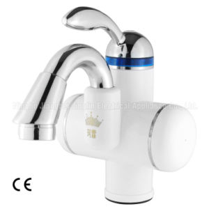 Electric Instant Heating Faucet Bathroom Faucet Kitchen Mixer pictures & photos