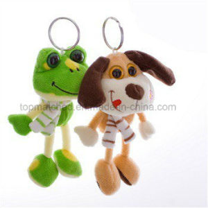 Plush Toys Stuffed Toys Plush Dog Keychain Toy for Promotion pictures & photos