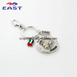 Dubai Tourist Souvenirs More Accessories Metal Keychain pictures & photos