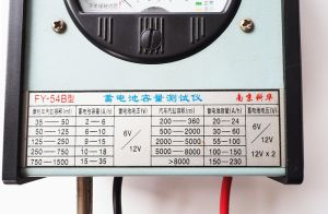Analog Battery Tester (FY54B) with ISO Certified pictures & photos