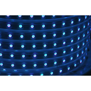 High Voltage LED RGB LED Strip Light -Su-Hvsmd5050-72PCS-RGB/Pink 10W/M pictures & photos