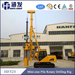 Hf525 Mini-Size Pile Rotary Drilling Rig pictures & photos