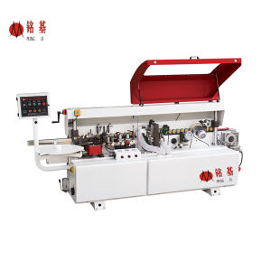 Semi-Auto Straight Edge Banding Machine for Woodworking pictures & photos
