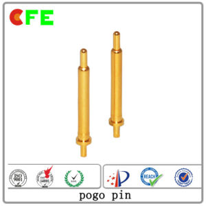 Transmission Spring Loaded Pogo Pin (Gold Plating) pictures & photos