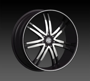 High Performance Cheap Price Borghini Alloy Wheel Rims pictures & photos