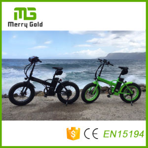20*4.0 Kenda Brand Tyre Ebike 36V 250W Folding Electric Bike pictures & photos