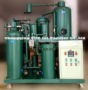 Multifunctional High Vacuum Used Hydraulic Oil Water Separation Plant (TYA) pictures & photos