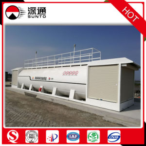 Sunto Fire-Proof and Explosion Proof Portable Fuel Filling Station pictures & photos