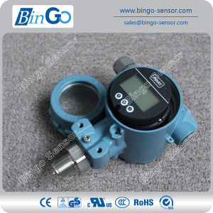 Hart Protocol Pressure Transmitter Indicator with LCD Display for Diesel pictures & photos