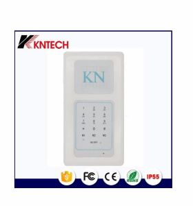 Embedded Hands-Free Dedicated Telephone Knzd-63 Cleanroom Telephone Multi Zone Audio Intercom System pictures & photos