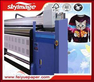 Oric 3.2m Grand Format Sublimation Printer with Nine Ricoh Gen5 Printhead Tx3209-G pictures & photos