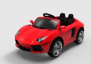 Rr-11671688-Electric Ride-on Sports Car, Ride on Kids Car Remote Control, Kids Roadster Car pictures & photos