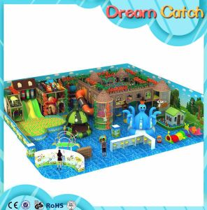Chinese Manufacturer Indoor Soft Playground for Kids pictures & photos