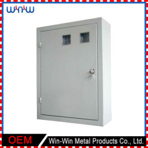 Stainless steel Shell Waterproof Metal Outdoor Electrical Switch Box pictures & photos