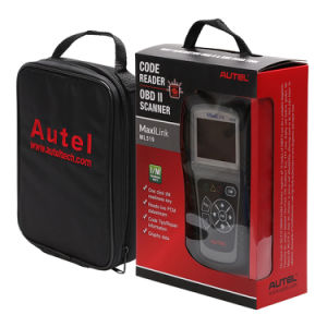 OBD OBD2 Automotive Scanner Autel Ml519 Obdii Can Jobd Scan Tool for All OBD2 Cars Live Data Clear Fault Codes pictures & photos