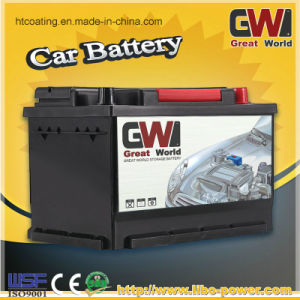 DIN75 Maintenance Free Car Battery pictures & photos