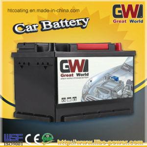 DIN75 Mf Automotive Lead Acid Car Battery pictures & photos