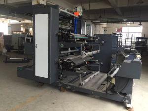 Two Color Flexo Printer Machine pictures & photos