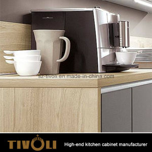 Solid Wood Frame Door Cabinet Wood Shaker Kitchen Cabinet and Kitchen Furniture (AP150) pictures & photos