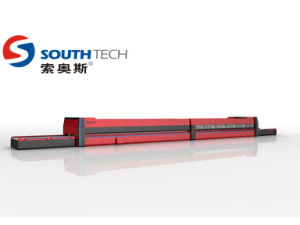 Southtech Continuous Flat Glass Tempering furnace (LPG) pictures & photos