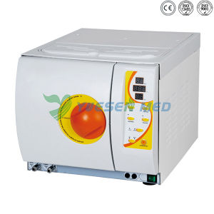 Medical Dental Autoclave Steam Sterilizer pictures & photos