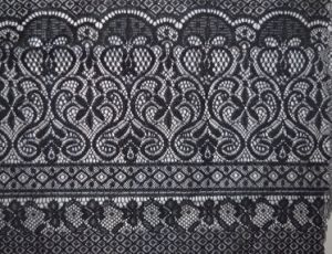 Newest Popular Lace Fabric Wtih Neat Floral Pattern, Textile and Bridal Ls10052 pictures & photos