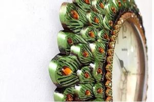 Home and Garden Wall Decor Clock for Gift pictures & photos