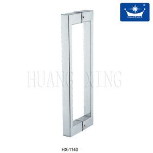 Square Shape Stainless Steel Handle for Glass Door pictures & photos