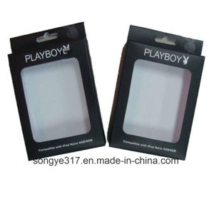 PVC Clear High-Grade Cosmetics Blister Box & Pack pictures & photos