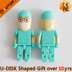 OEM/ODM Gift Doctor Robot USB Flash Memory (YT-3709) pictures & photos