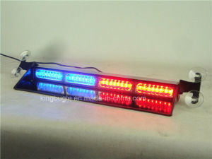LED Visor Warning Light with Suction Cups (SL682-V-BR) pictures & photos