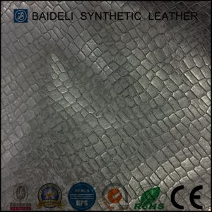 High Quality PU Faux Leather for Garment pictures & photos