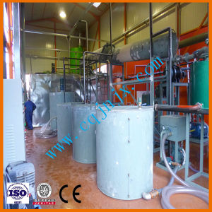 Perfect Effection Zsa Used Oil Refinery Equipment with Engine Oil Distillaiton Technology pictures & photos