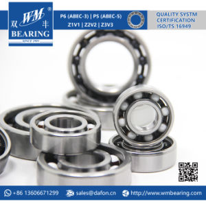 6207 High Temperature High Speed Hybrid Ceramic Ball Bearing pictures & photos