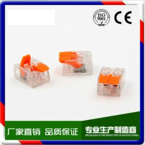 New Model Replace 221 Wago Connector, Quick and Convenient Connector pictures & photos