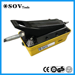 70 MPa Portable Pneumatic Hydraulic Foot Pump pictures & photos