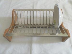 Bamboo Bowl Racks, Bamboo Dish Shelf pictures & photos