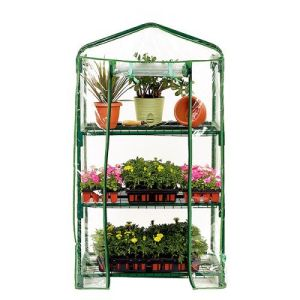 2017 Hot Sales Garden Warm House Plastic Mini Greenhouse pictures & photos