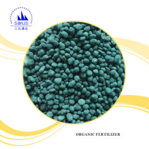 High Quality Organic Fertilizer with Organic Matter 60% pictures & photos