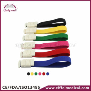 Low Stretch Yarn Clip Type Medical Tourniquet pictures & photos