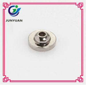 Plain Engraved Metal Clutch Button Rivet with Logo pictures & photos