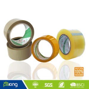 High Quality Clear Brown BOPP Packaging Tape for Carton Sealing pictures & photos