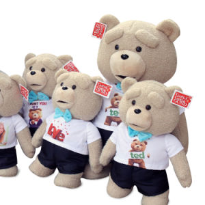 Free Sample Big Teddy Bear pictures & photos